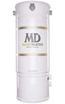 SilentMaster Central Vacuum