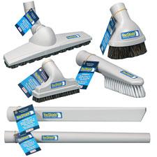 VacShield Antimicrobial Vacuum Tools