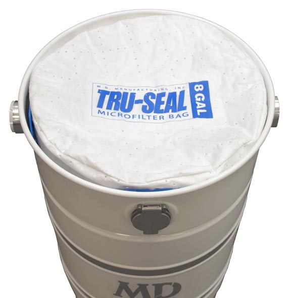 Tru Seal Microfilter Bag For Md Power Units Md Central