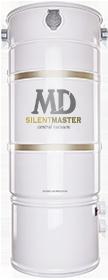 SilentMaster Central Vacuum